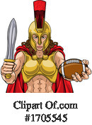 Trojan Clipart #1705545 by AtStockIllustration