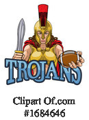 Trojans Clipart #1684646 by AtStockIllustration