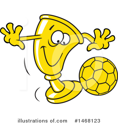 Trophy Clipart #1468123 by Johnny Sajem