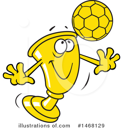 Soccer Clipart #1468129 by Johnny Sajem