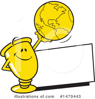Trophy Clipart #1470443 by Johnny Sajem