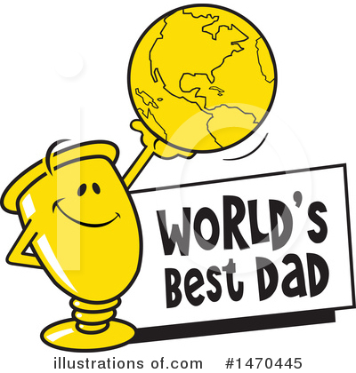 Father Clipart #1470445 by Johnny Sajem