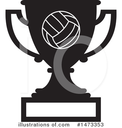 Trophy Clipart #1473353 by Johnny Sajem