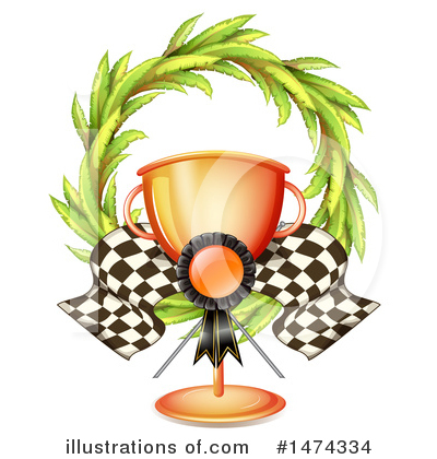Racing Clipart #1474334 by Graphics RF