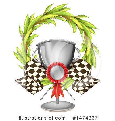 Racing Clipart #1474337 by Graphics RF