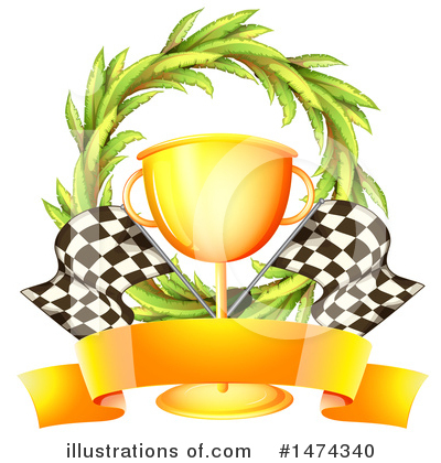 Racing Clipart #1474340 by Graphics RF