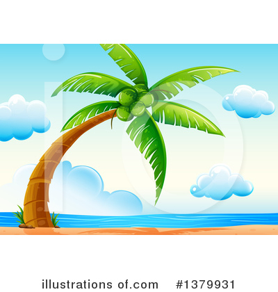 Tree Clipart #1379931 by Graphics RF