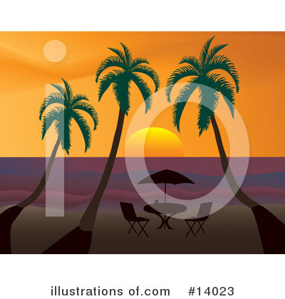 Beach Clipart #14023 by Rasmussen Images