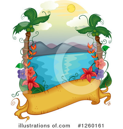 Polynesian Clipart #1260161 by BNP Design Studio