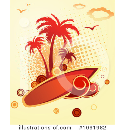 Waves Clipart #1061982 by Vector Tradition SM