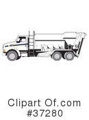 Truck Clipart #37280 by Andy Nortnik
