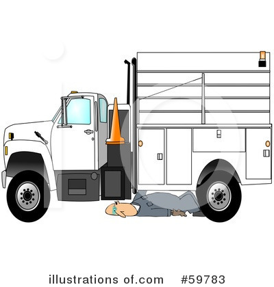 Mechanic Clipart #59783 by djart