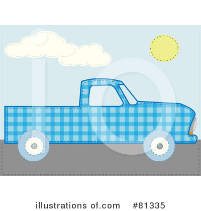 Pickup Clipart #81335 by mheld