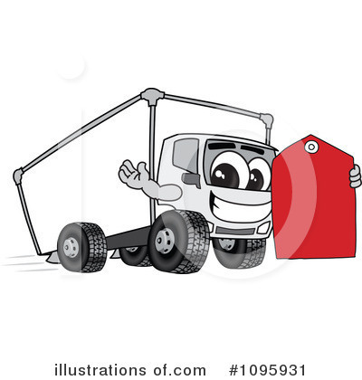 Big Rig Clipart #1095931 by Toons4Biz