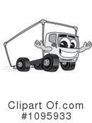 Truck Mascot Clipart #1095933 by Toons4Biz