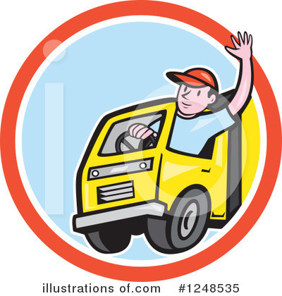 Mover Clipart #1248535 by patrimonio
