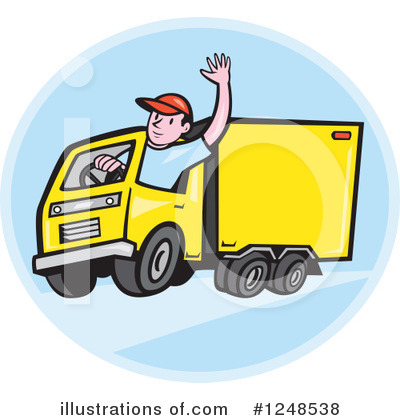 Mover Clipart #1248538 by patrimonio