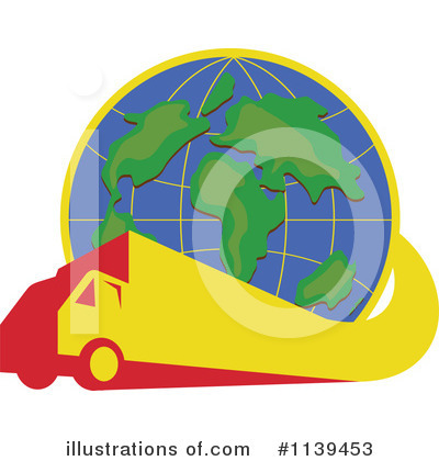 Shipping Clipart #1139453 by patrimonio
