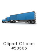 Trucking Clipart #50606 by Frank Boston