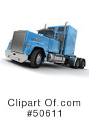 Trucking Clipart #50611 by Frank Boston