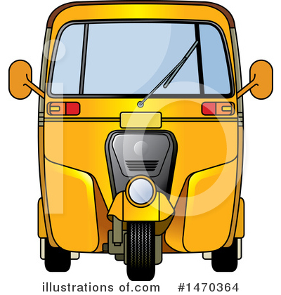 Taxi Clipart #1470364 by Lal Perera