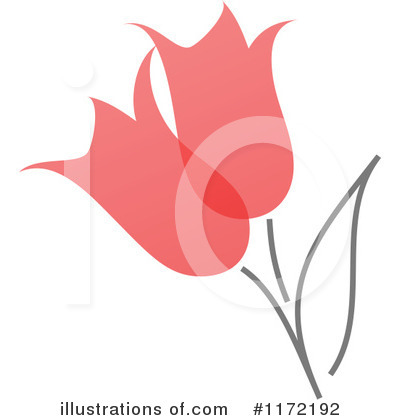 Tulips Clipart #1172192 by elena