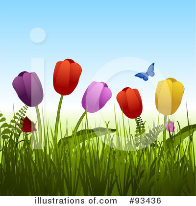 Spring Time Clipart #93436 by elaineitalia