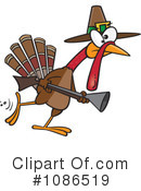 Turkey Bird Clipart #1086519