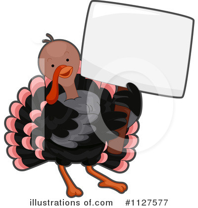 Thanksgiving Clipart #1127577 by BNP Design Studio