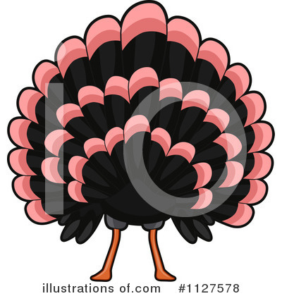 Thanksgiving Clipart #1127578 by BNP Design Studio