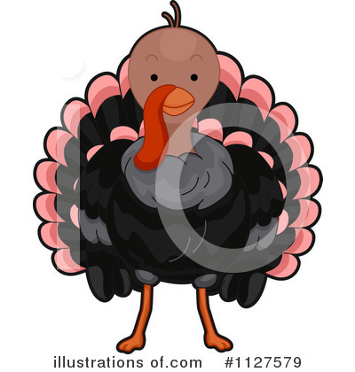 Thanksgiving Clipart #1127579 by BNP Design Studio