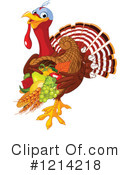 Turkey Bird Clipart #1214218