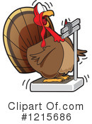 Turkey Bird Clipart #1215686 by Toons4Biz