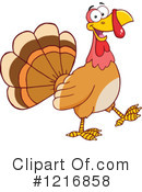 Turkey Bird Clipart #1216858