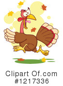 Turkey Bird Clipart #1217336 by Hit Toon