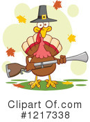 Turkey Bird Clipart #1217338