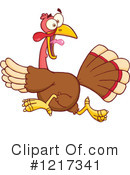 Turkey Bird Clipart #1217341