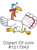 Turkey Bird Clipart #1217343 by Hit Toon