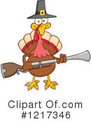 Turkey Bird Clipart #1217346