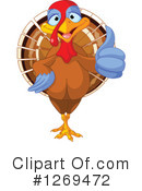 Turkey Bird Clipart #1269472 by Pushkin