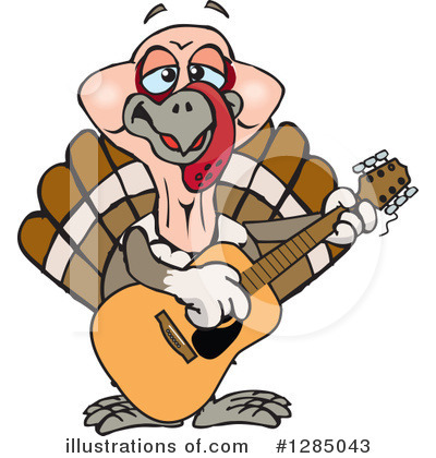 Thanksgiving Clipart #1285043 by Dennis Holmes Designs