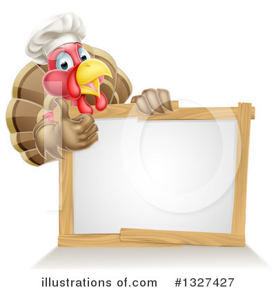 Thanksgiving Clipart #1327427 by AtStockIllustration