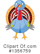 Turkey Bird Clipart #1356759