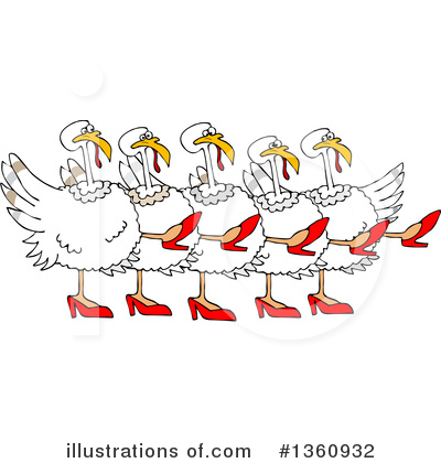 Thanksgiving Clipart #1360932 by djart