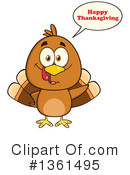Turkey Bird Clipart #1361495