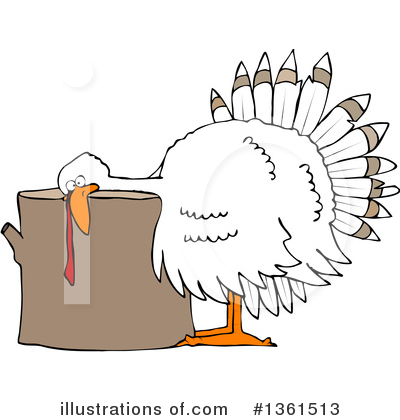 Thanksgiving Clipart #1361513 by djart