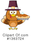 Turkey Bird Clipart #1363724
