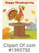 Turkey Bird Clipart #1363732