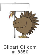 Turkey Bird Clipart #18850