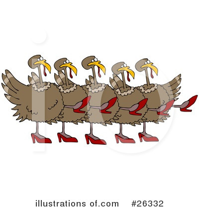Thanksgiving Clipart #26332 by djart